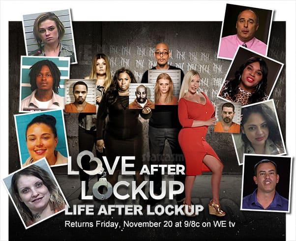 Love After Lockup Life After_Lockup Season 3 cast November 2020 WE tv