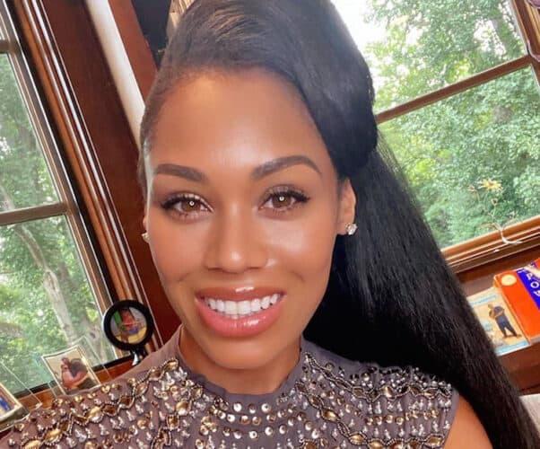Monique Samuels fired 1