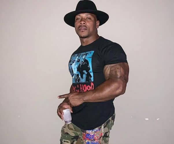 RHOA male stripper 1