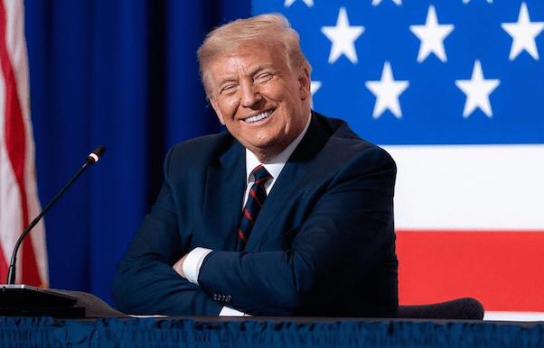 Trump has covid 2