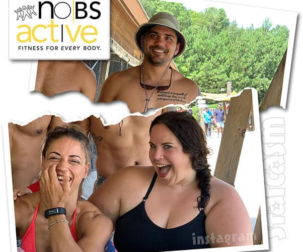 My Big Fat Fabulous Life Whitney Thore relaunched NoBSactive with Jessica Powell, drops partner Ryan
