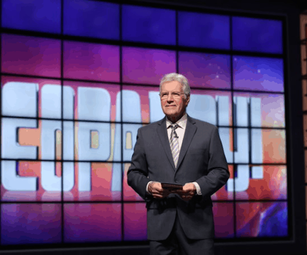 Alex Trebek died 2