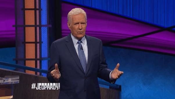 Alex Trebek's last Jeopardy episode 1