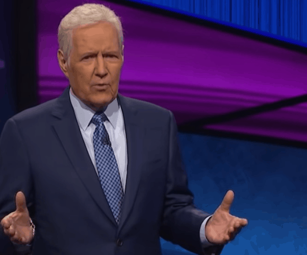Alex Trebek's last Jeopardy episode 2