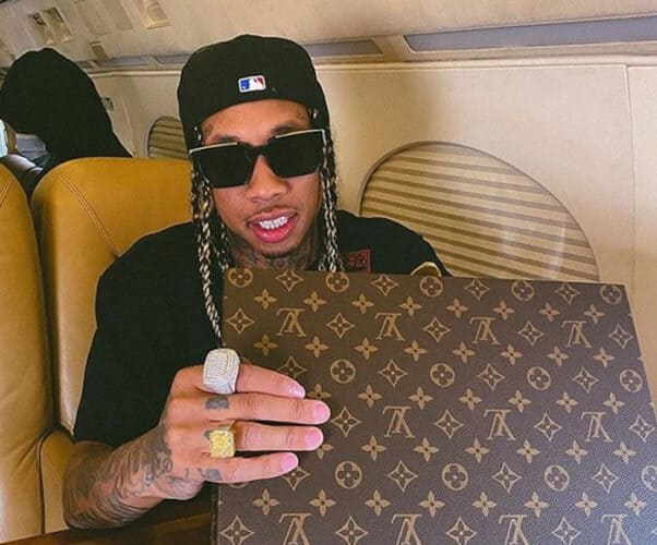 Tyga's net worth 2