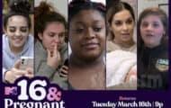MTV 16 and Pregnant Season 7 cast 2021