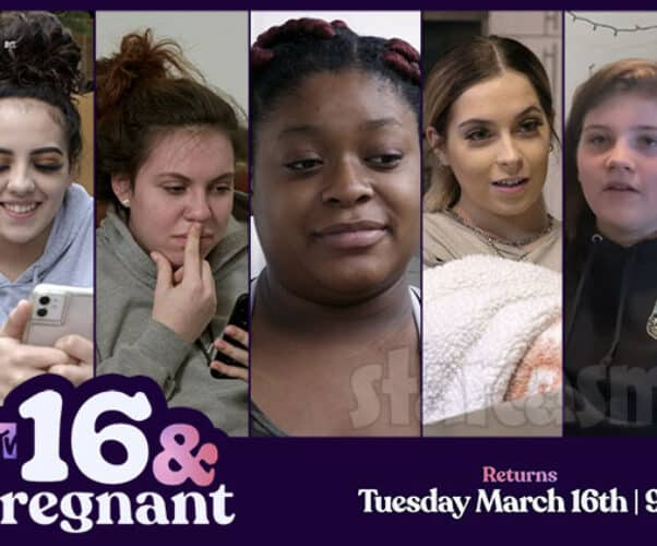 MTV 16 and Pregnant Season 7 cast 2021