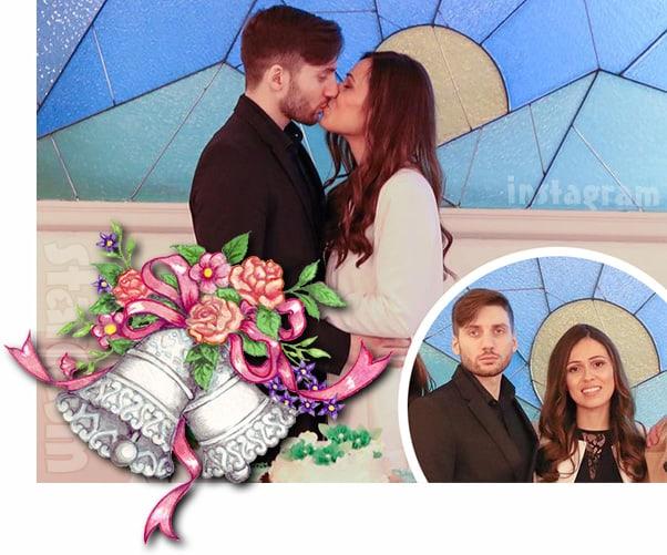 90 Day Fiance Cassia Tavares wedding photos