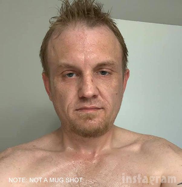 Love After Lockup Clint Brady shirtless