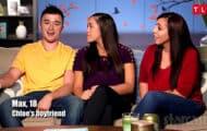 TLC Unexpected Max Schenzel Chloe Mendoza and Jessica Bowman