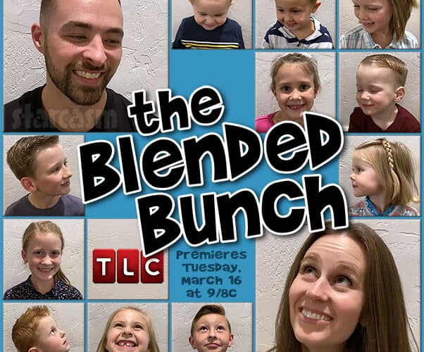 The Blended Bunch TLC Shemwell family