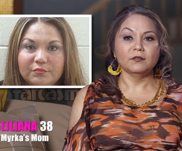 TLC Unexpected Myrka's mom Liliana Cantu arrest details