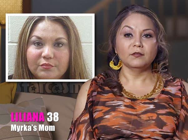TLC Unexpected Myrka's mom Liliana Cantu arrest details