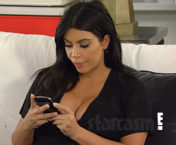 Kim Kardashian tries to call Kanye West, but he changed his phone numbers