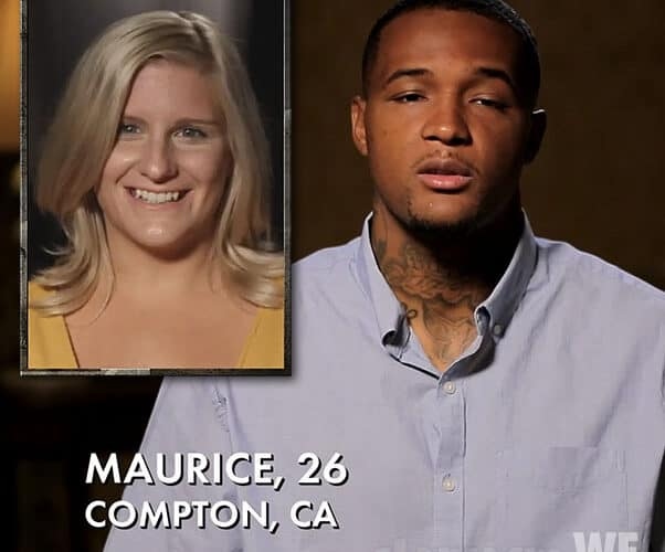 Love After Lockup Jessica's husband Maurice is back in jail