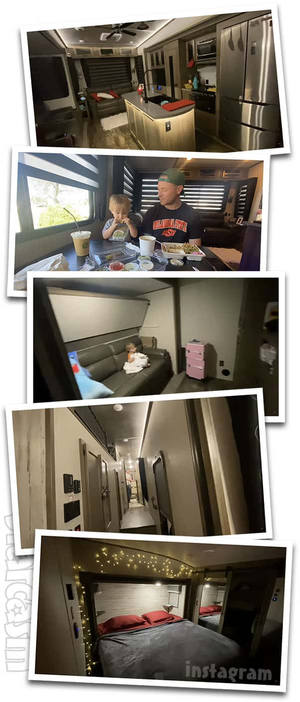 90 Day Fiance Russ and Pao RV photos