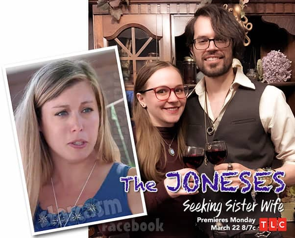 Seeking Sister Wife Sidian Jones Tosha Jones and potential new wife