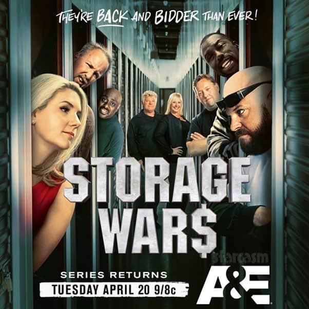 Storage Wars new Season April 2021