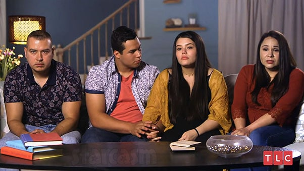 TLC Unexpected Ethan's parents Melissa and Charlie split, kick Myrka and Ethan out of the house
