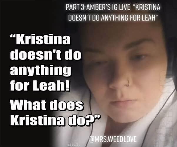 Teen Mom OG Amber Portwood attacks Kristina Shirley