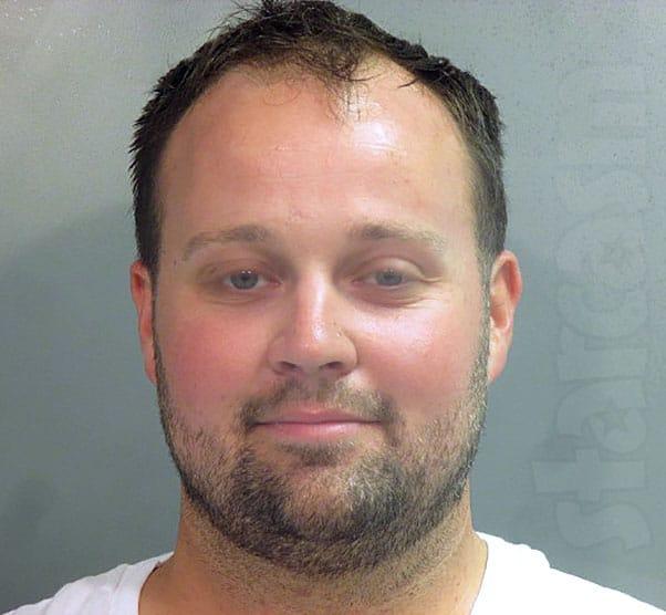 Josh Duggar arrested