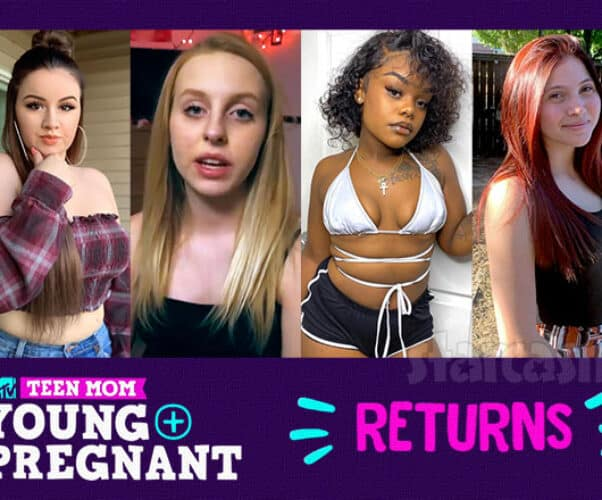 Teen Mom Young and Pregnant Season 3 August 2021