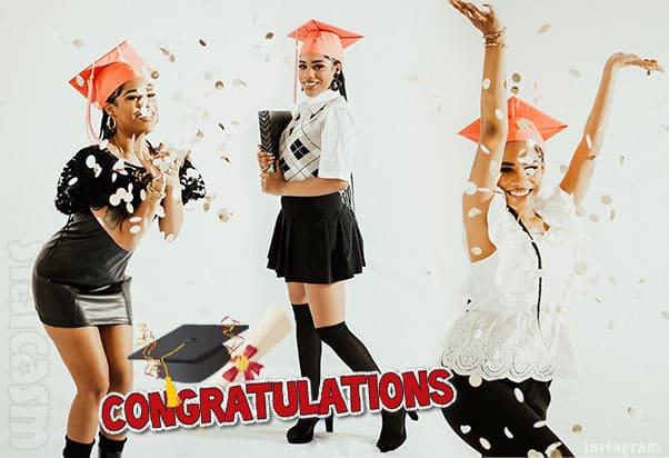 Teen Mom 2 Ashley Jones college graduation