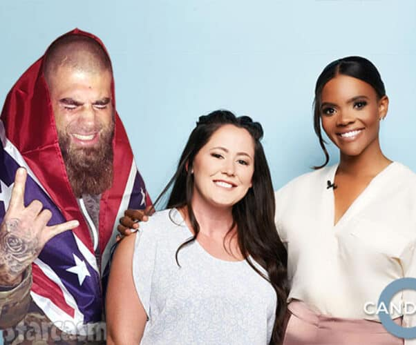 Candace Owens interview JEnelle Evans, says she likes David Eason