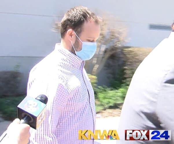 Josh Duggar released from jail video