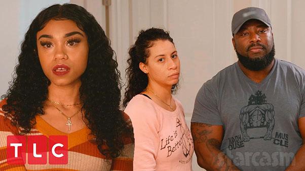 Seeking Sister Wife Kaleh Marley with Vanessa and Jarod Clark