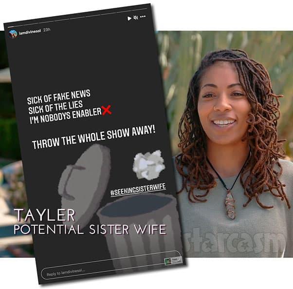 Seeking Sister Wife Tayler Middleton