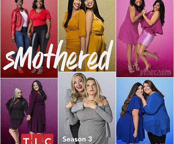 TLC sMothered Season 3 cast