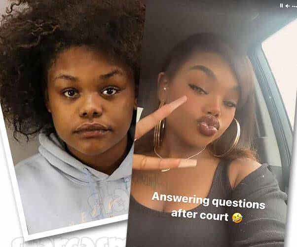 Teen Mom Young and Pregnant Kiaya Elliott charges dismissed