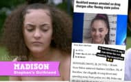 Teen Mom Young and Pregnant Kayla's ex Stephan's girlfriend Madison McClain