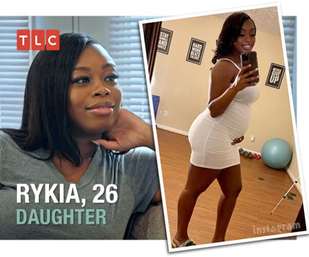 sMothered Rykia pregnant surrogacy update