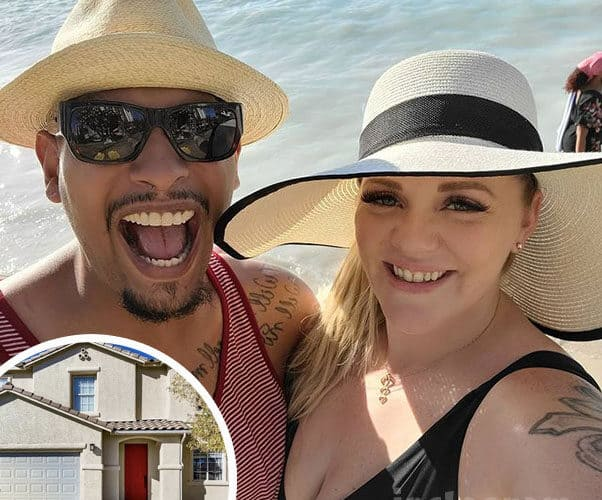 Love After Lockup Brittany and Marcelino Santiago Hawaii new house