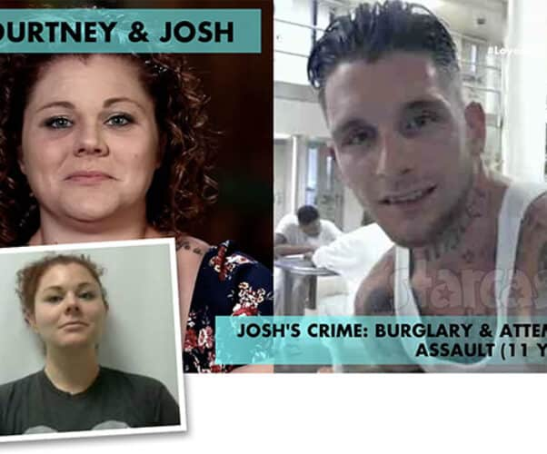 Love After Lockup Courtney and Josh spoilers