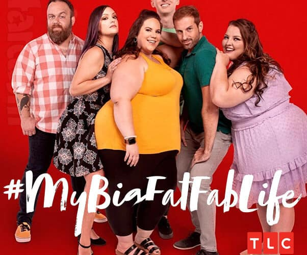 My Big Fat Fabulous Life cast Season 9