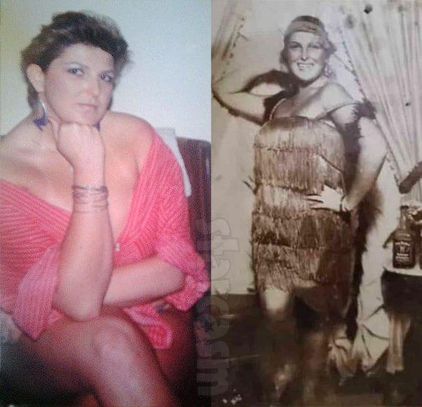 90 Day Fiance Angela Deem throwback photos