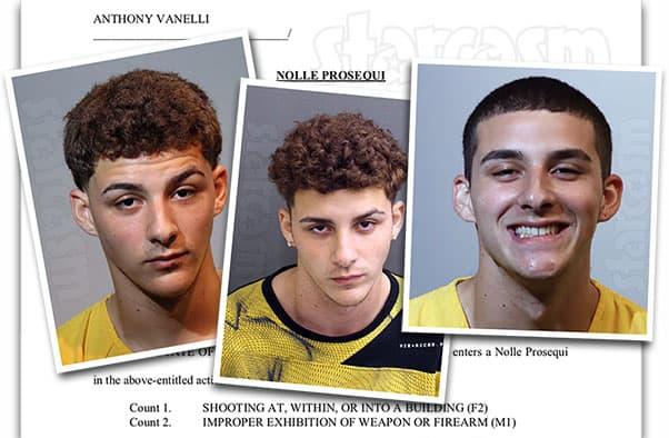 Unexpected Rilah Ferrer ex Anthony Vanelli arrest update