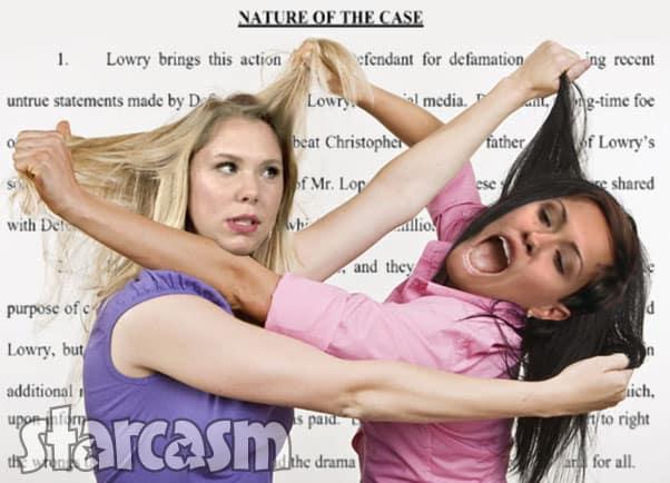 Teen Mom 2 Kail Lowry sues Briana DeJesus