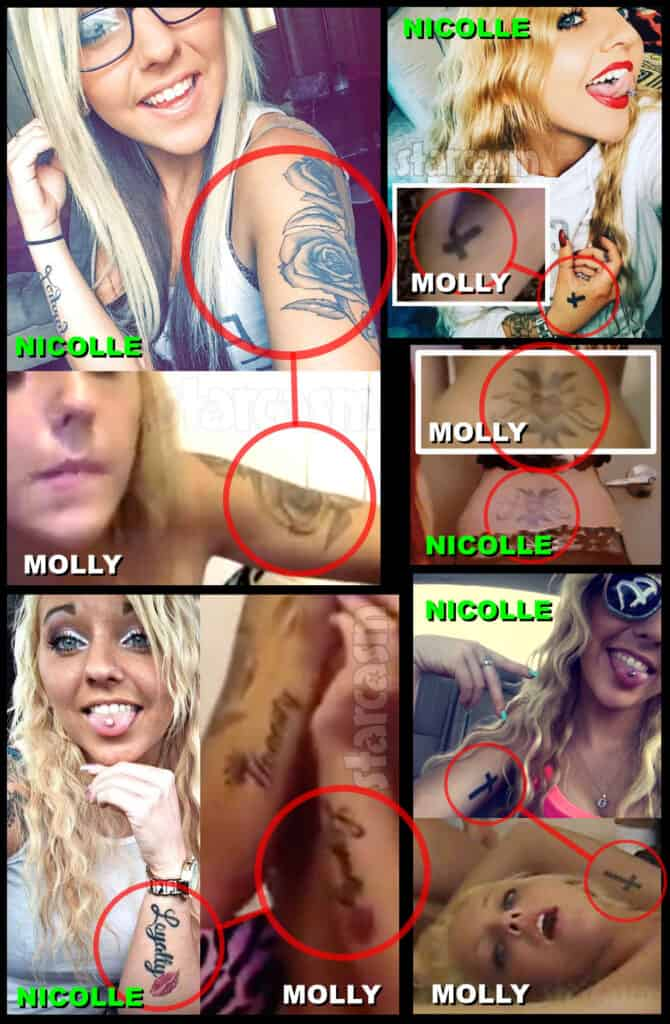 Love After Lockup Nicolle Bradley is adult cam girl Molly Jane