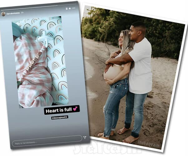 TLC Unexpected Tiarra Boisseau gives birth to second baby, daughter Ensley