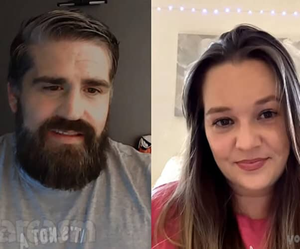 Before the 90 Days Rachel and Jon Walters visa update - application denied, waiver filed