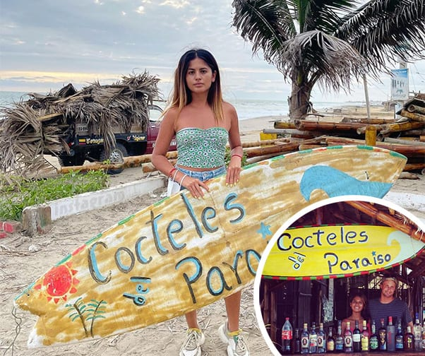 90 Day Fiance The Other Way Evelin Villegas cocktail bar torn down