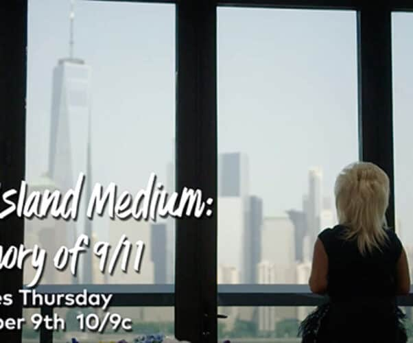 Theresa Caputo Long Island Medium In Memory of 9/11 special on TLC