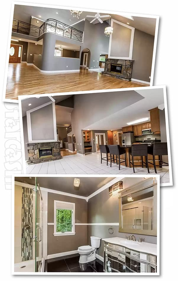 Stacey and Darcey Silva's house for sale