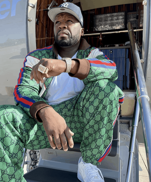 50 Cent's 9:11 post 1