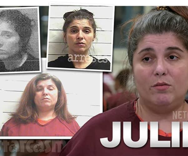 Julie Raffray Jailbirds New Orleans