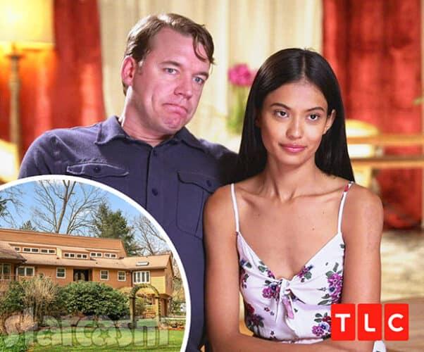 90 Day Fiance Michael Jessen Juliana Custodio update: House is in foreclosure